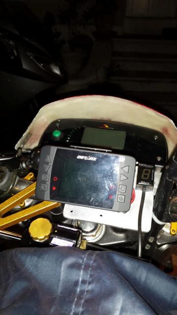 Présentation de la Tondeuse de MrBriko: Hornet 600 2010 Supportchrononew1
